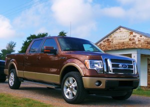 King Ranch model