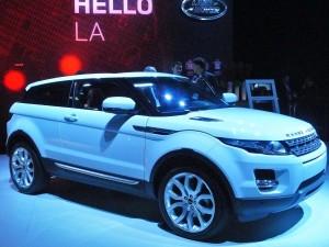 Range Rover Evoque, fr cor