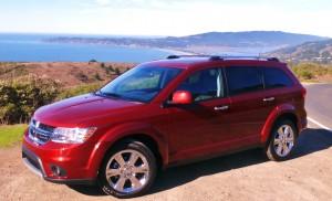 Dodge Journey, coastline