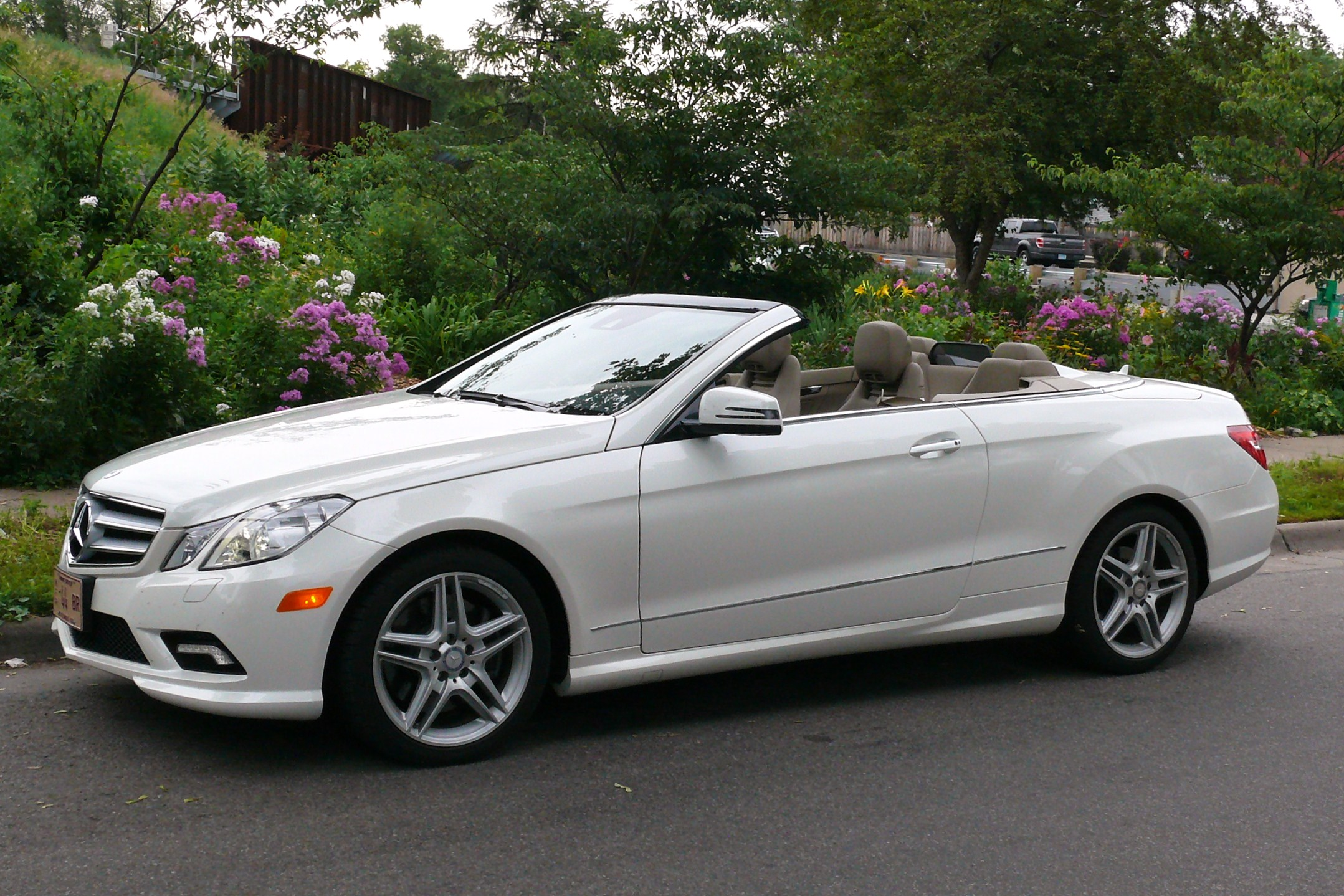 E550 cabriolet for sale autos post for Mercedes benz of buckhead parts