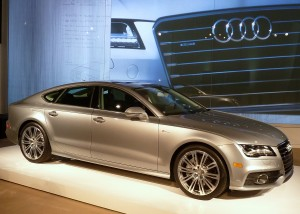 Audi A7 sedan