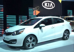 Kia Rio