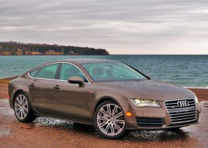 The sleek, new Audi A7 stands as the best example of combining stunning beauty with pace-setting technology in a sedan that handles every weather extreme. the best combination of style and technology