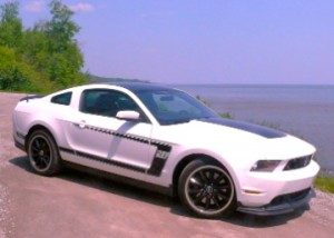 2012 Boss 302