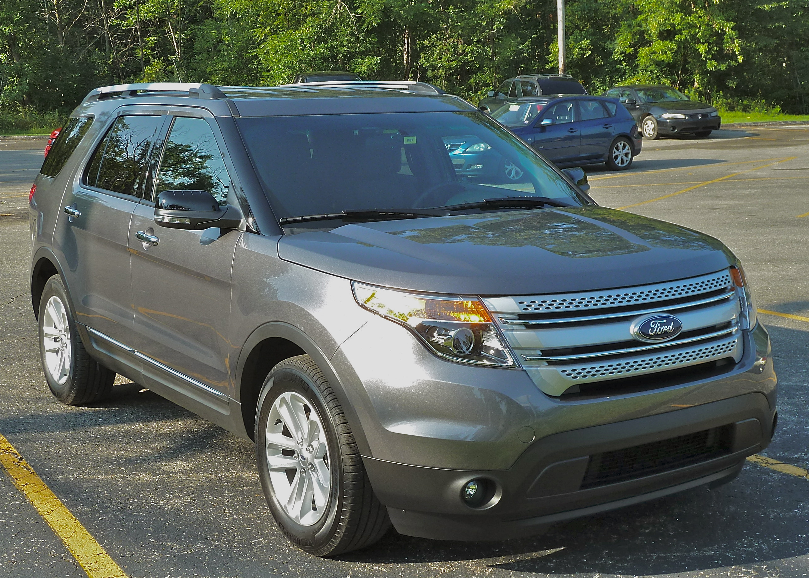 ford edge has fuel economy better than explorer ecoboost car pictures. Black Bedroom Furniture Sets. Home Design Ideas