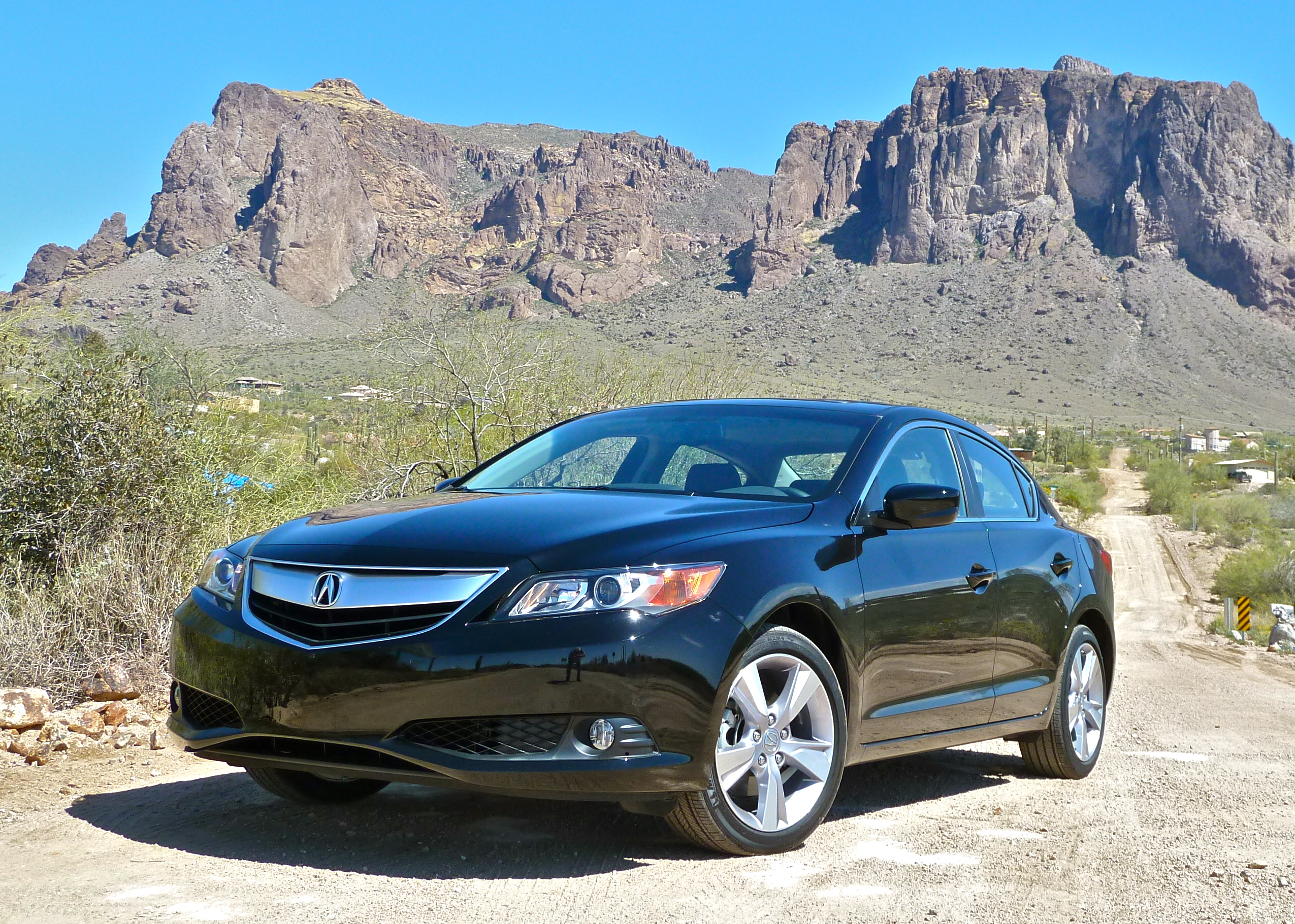 "The ""I"" In ILX Does NOT Stand For Integra : New Car Picks"