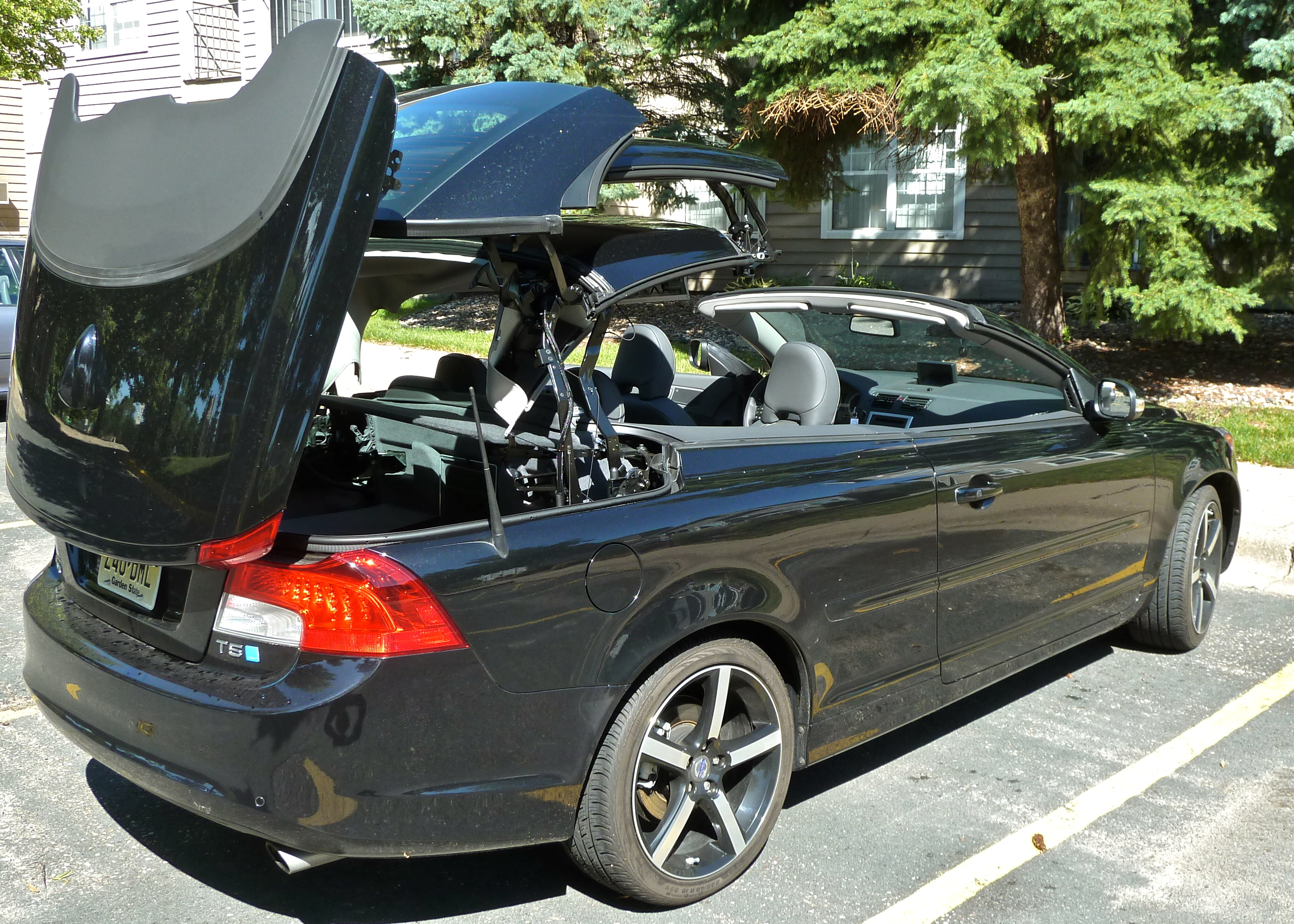 pictures photo volvo convertibles convertible car