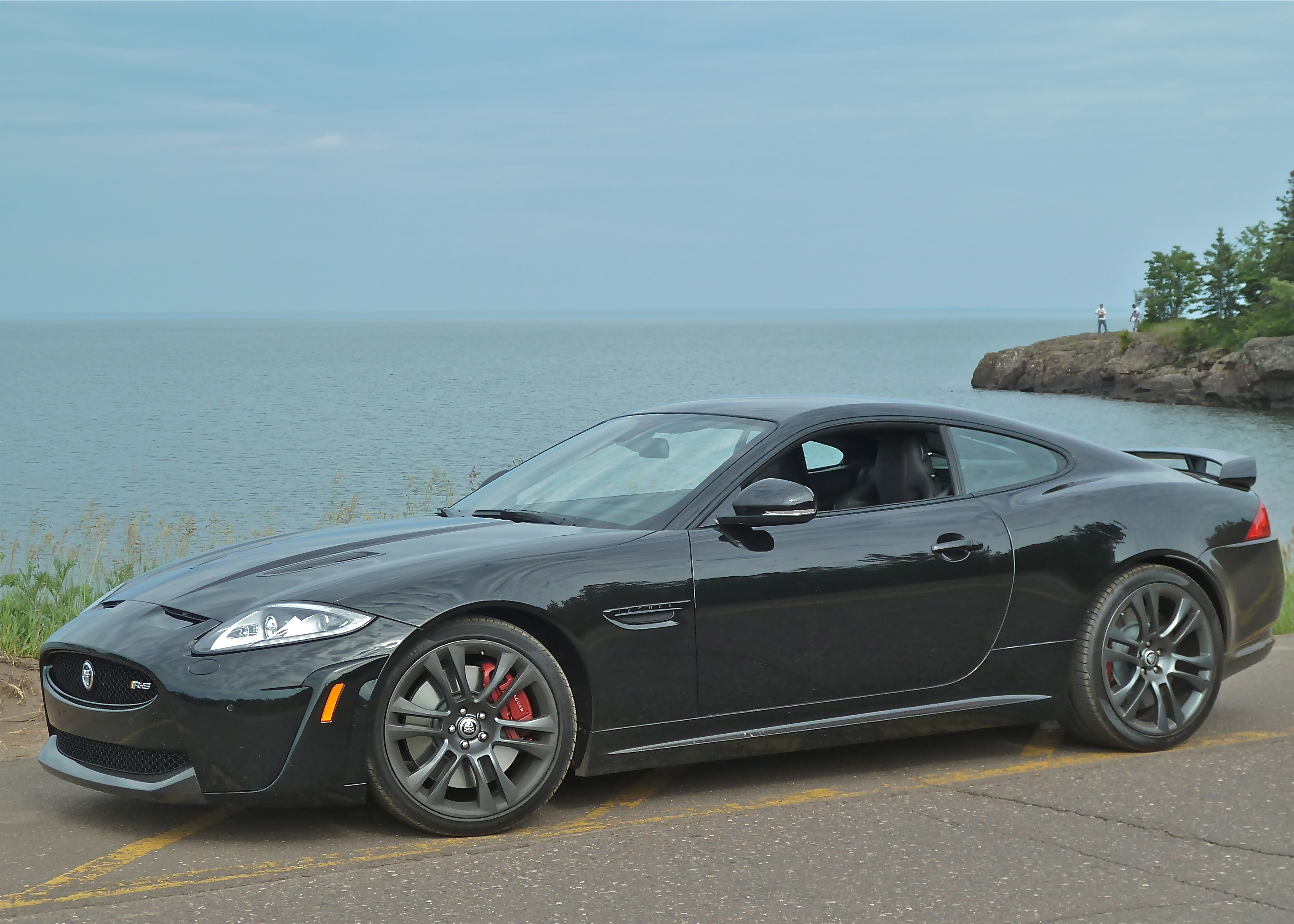 Jaguar XKR S Is Perfect For A Race Track, Or Cruising Lake Superioru0027s North  Shore.