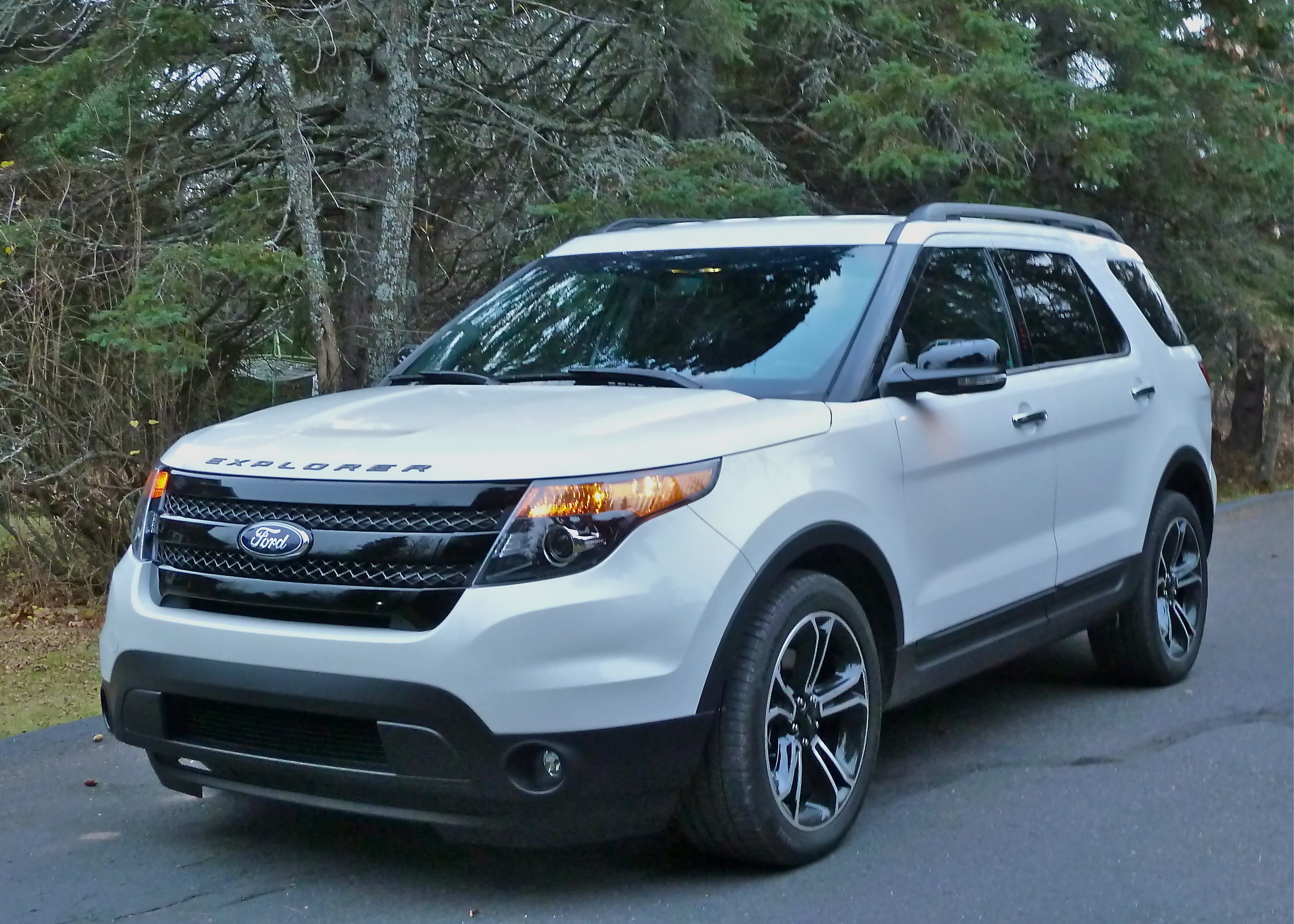 2013 ford explorer towing guide