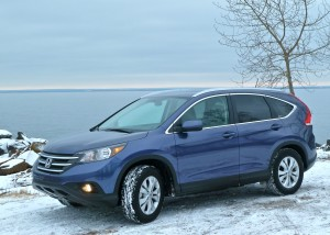 Honda CR-V is renew