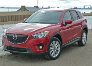 Mazda CX-5 has holistic Skya