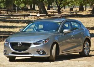 Dramatic frontal change is key to full Mazda3 redesign.
