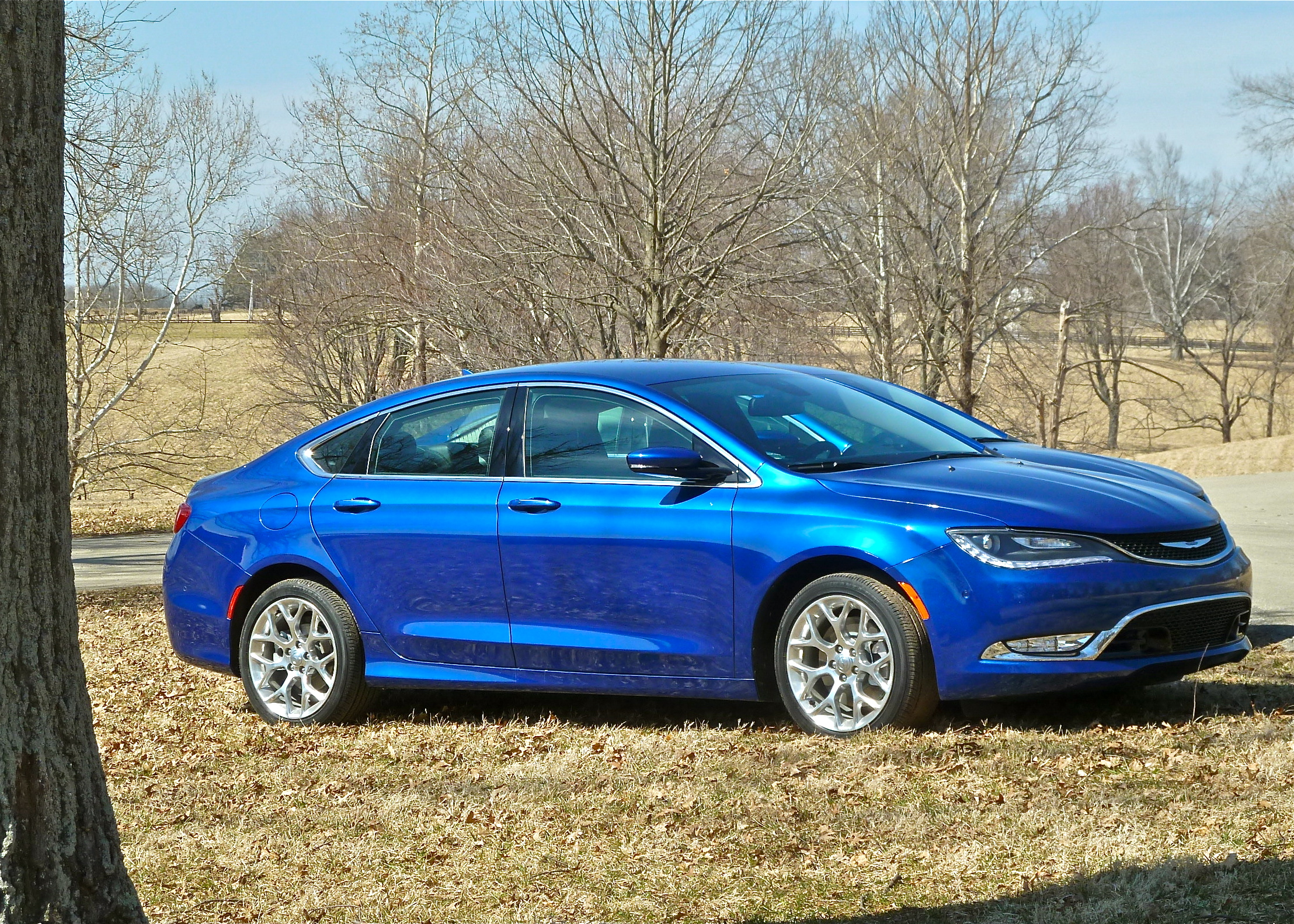 Stylish new Chrysler 200 is built on an Alfa Romeo platform.