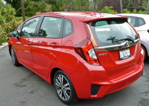 Despite making the Fit shorter, Honda increased interior dimensions throughout.