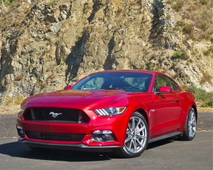 The 2015 Mustang has a lower, sleeker look covering all sorts of technical improvements.