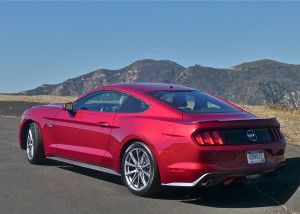 Each element of the redesign stands out, but the total package is sheer Mustang.