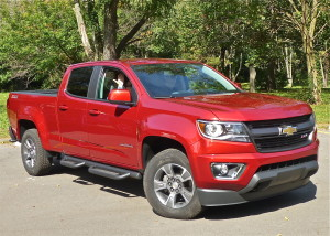 Chevrolet Colorado rekindles midsize truck segment.