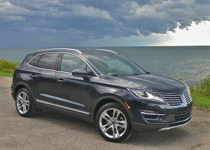 Lincoln MKC is a compact SUV brimming with luxury features and two EcoBoost 4s.