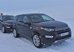 When Land Rover introduced its new Discovery Sport, it did it over Iceland's rugged terrain.