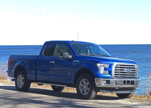 Aluminum body, smaller SuperCab cabin add to 2.7 EcoBoost's agility.