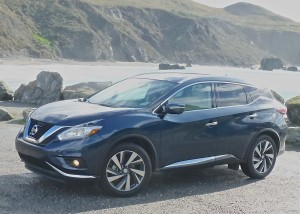 Completely new look leads the Murano into 2015.