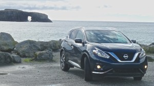 Firmer suspension keeps Murano stable in cornering, familiar 3.5 V6 has power.