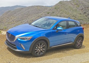 The fastest-growing segment in automotive is the compact crossover outburst, and Mazda's CX-3 promises to be a major player.