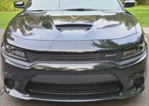 """Objective was to make the new Charger grille """"as outrageous as 707 horsepower."""""""