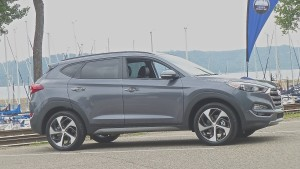 Once a modest utility vehicle, the new Tucson shows off style and substance.