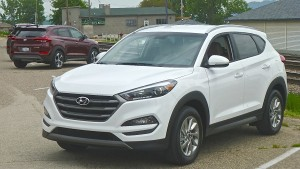 For a mid-$20,000 price range, the Tucson offers a wide array of options.