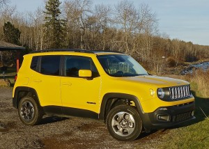 Renegade Latitude is a bargain, with a turbo 4, a 6-speed stick, 4x4, all for $25,000.