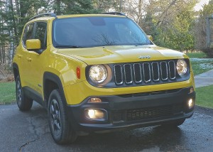 Jeep's new Renegade may be seriously cute, but it will go anywhere the toughest Jeeps go.
