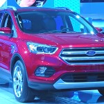 Ford's Escape gets a new look, platform, and power.