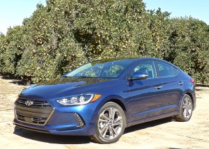 Rigidity complemented by new suspension and power gives the Elantra sports-car handling.