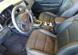 Comfortable seats and much more precise steering and handling are prime features.