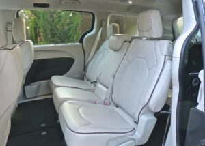 Interior variations include the top Limited, with perforated leather seats that offer luxury accommodations.
