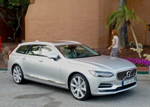 Wagon version of the S90 could be alternative to SUV craze.