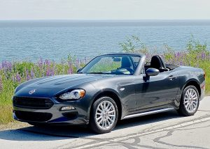 Fiat wanted to come back to the U.S. but with more than just the compact 500 sedan, so the 124 Spider roadster made perfect sense.