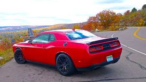 Challenger Hellcat has become refined enough for everyday driving.