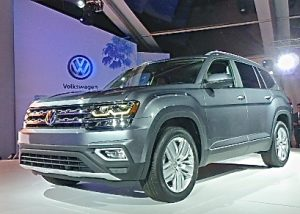 Volkswagen decided it had neglected the full family-hauling SUV segment, and built the Atlas in response.
