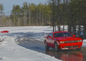 """The Dodge Challenger is a popular """"muscle coupe,"""" but Dodge wants something more and has equipped the GT with all-wheel drive for 2017."""