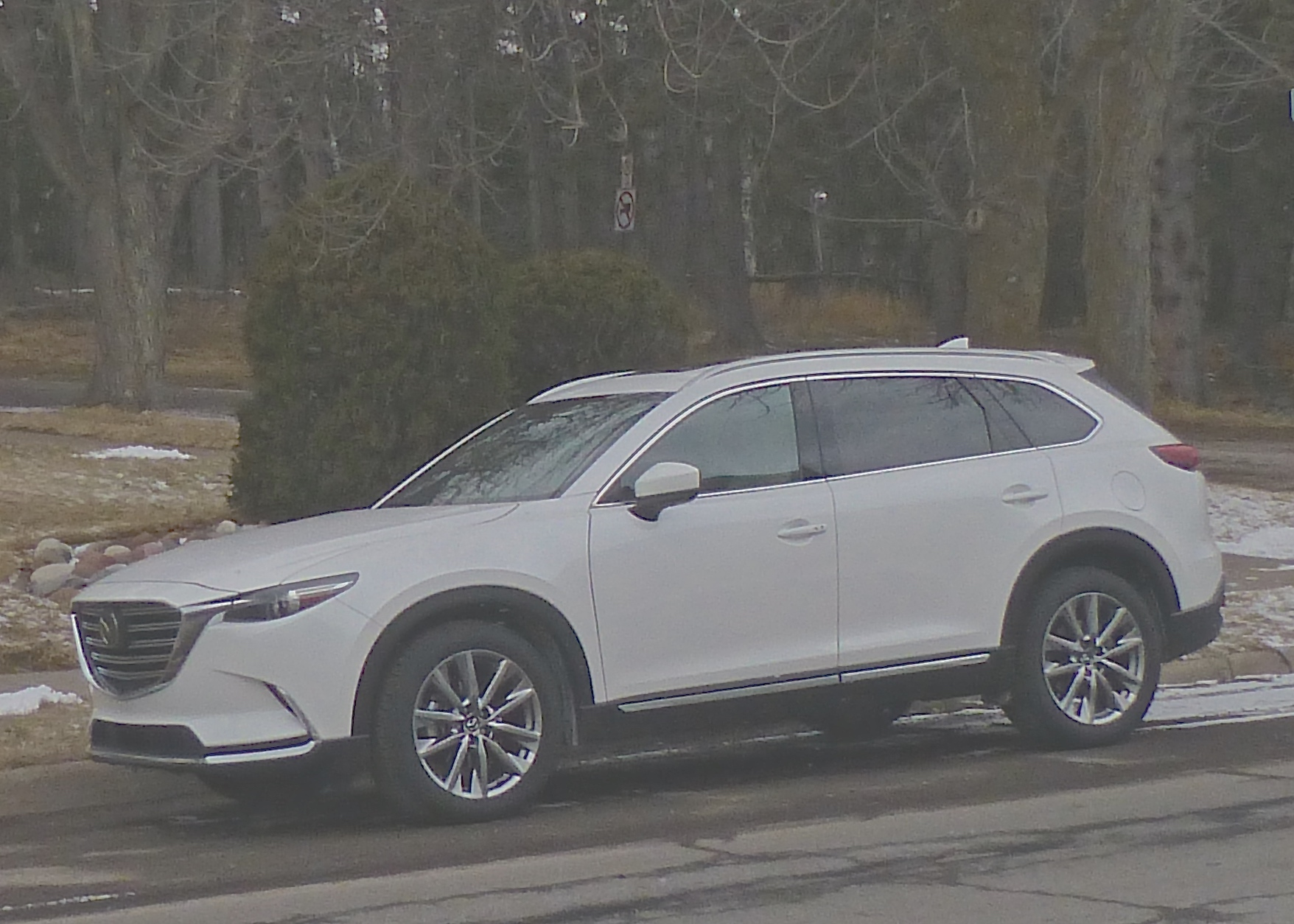 Mazda's CX-9 for 2017 has a sleeker and more luxurious demeanor.