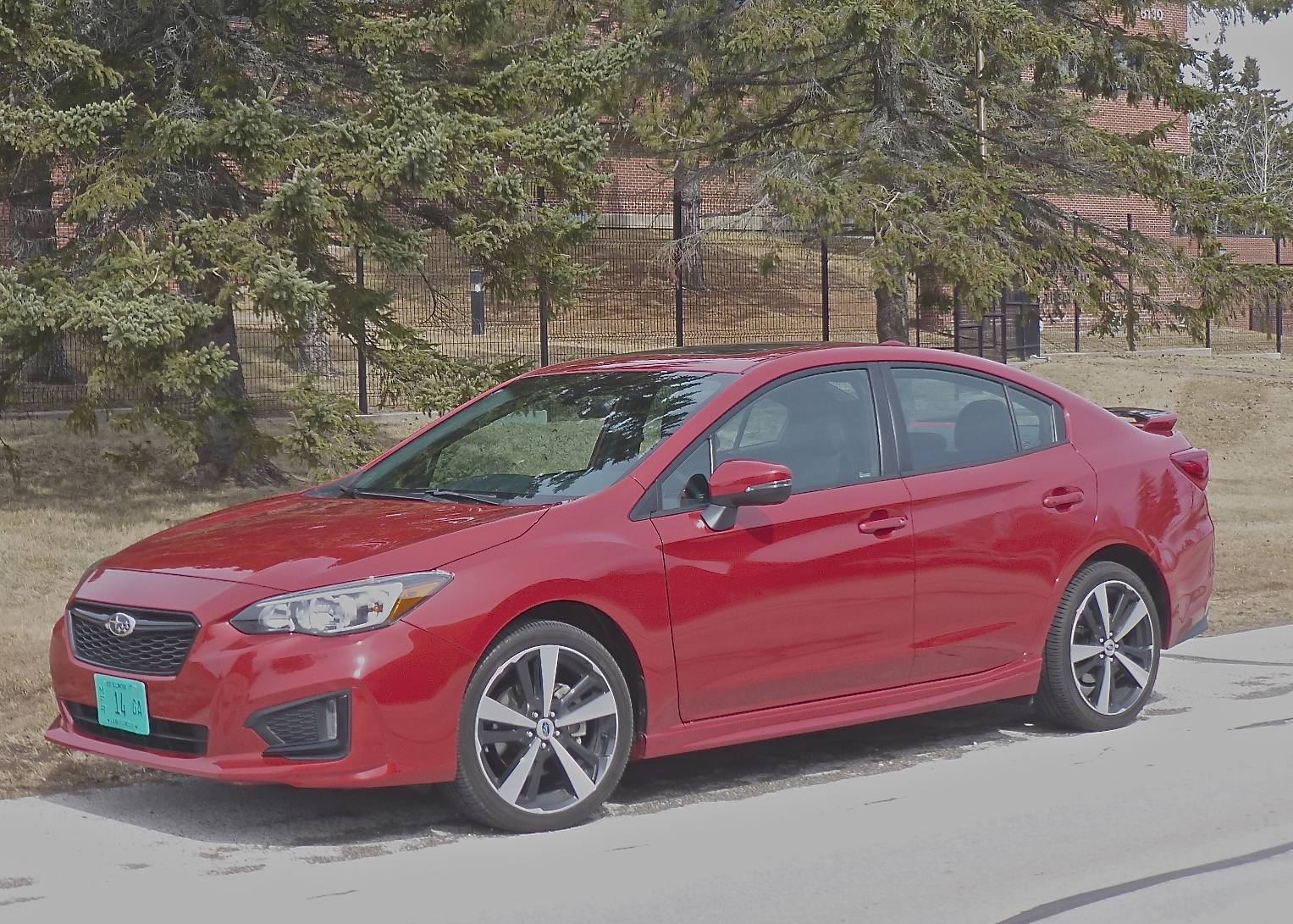 "Looking more ""mainstream"" than Subarus normally do, the 2017 Impreza is entirely new."