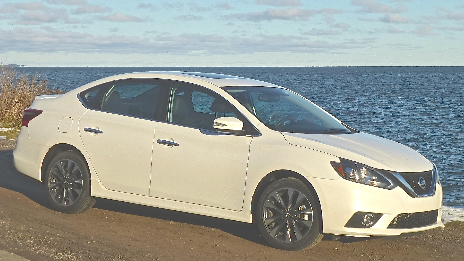 The compact Sentra has a reputation of being boring, but not with its new turbocharged engine.