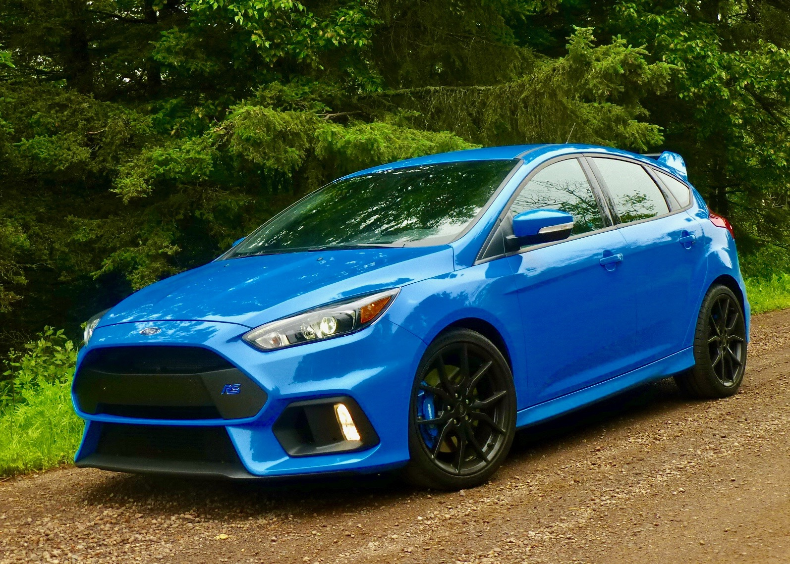 The long-awaited Focus RS finally brings turbo and AWD version to U.S.