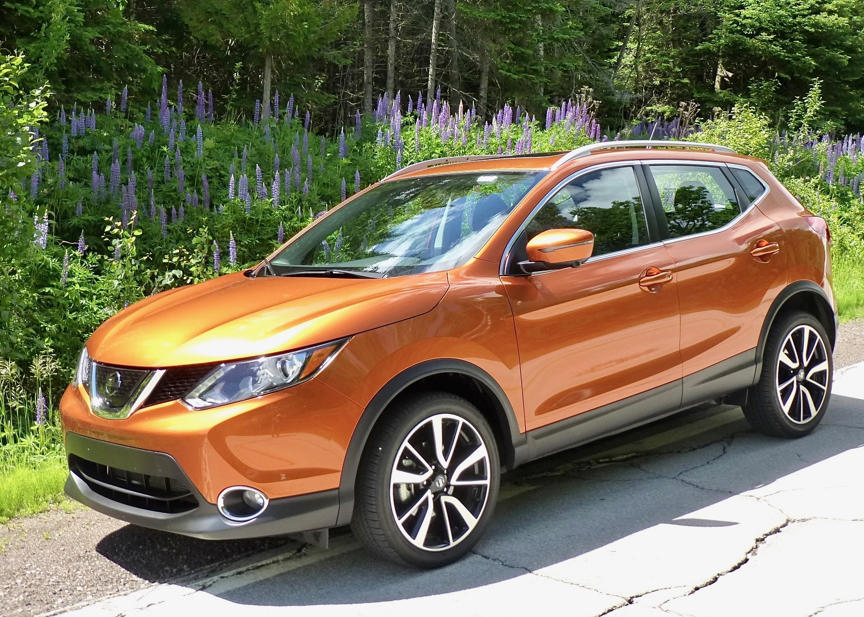 The Nissan Rogue is such a popular SUV it has expanded into a new and more compact vehicle, the Rogue Sport.