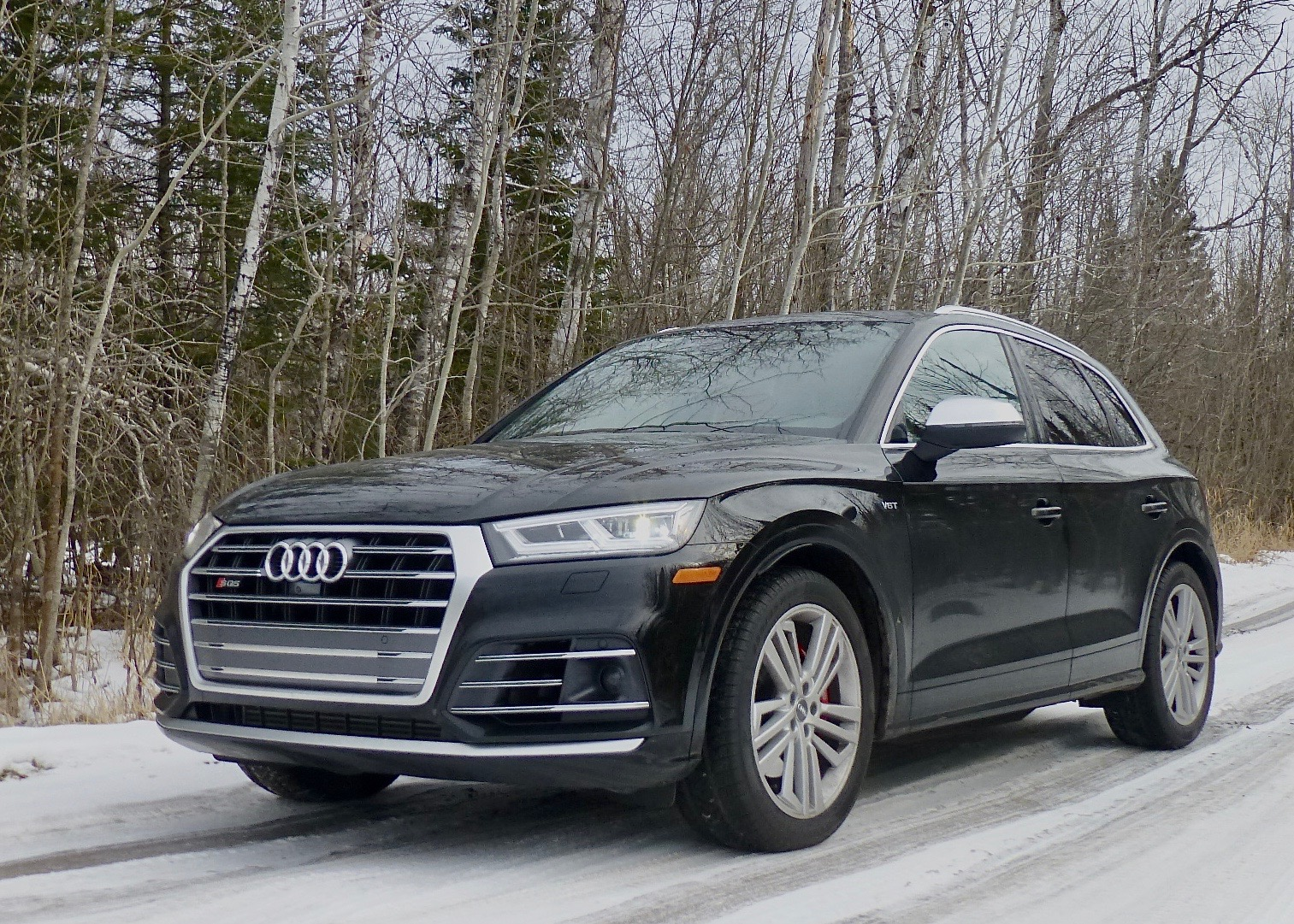 Redesigned Audi Q5 is roomy without bulk and adds the sportier SQ5.