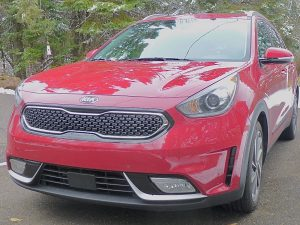 Kia often offers parallel cars to partner Hyundai, but with the new Niro, it heads off in its own direction.