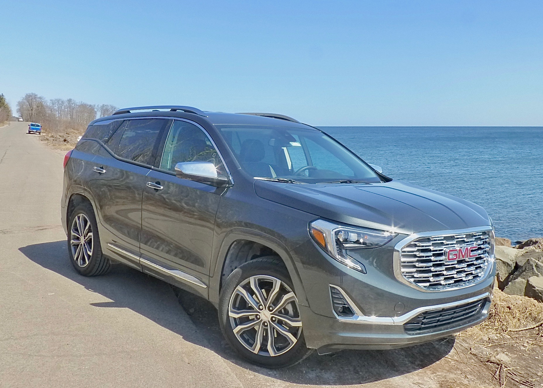 Redesigned GMC Terrain might be choice alternative SUV.