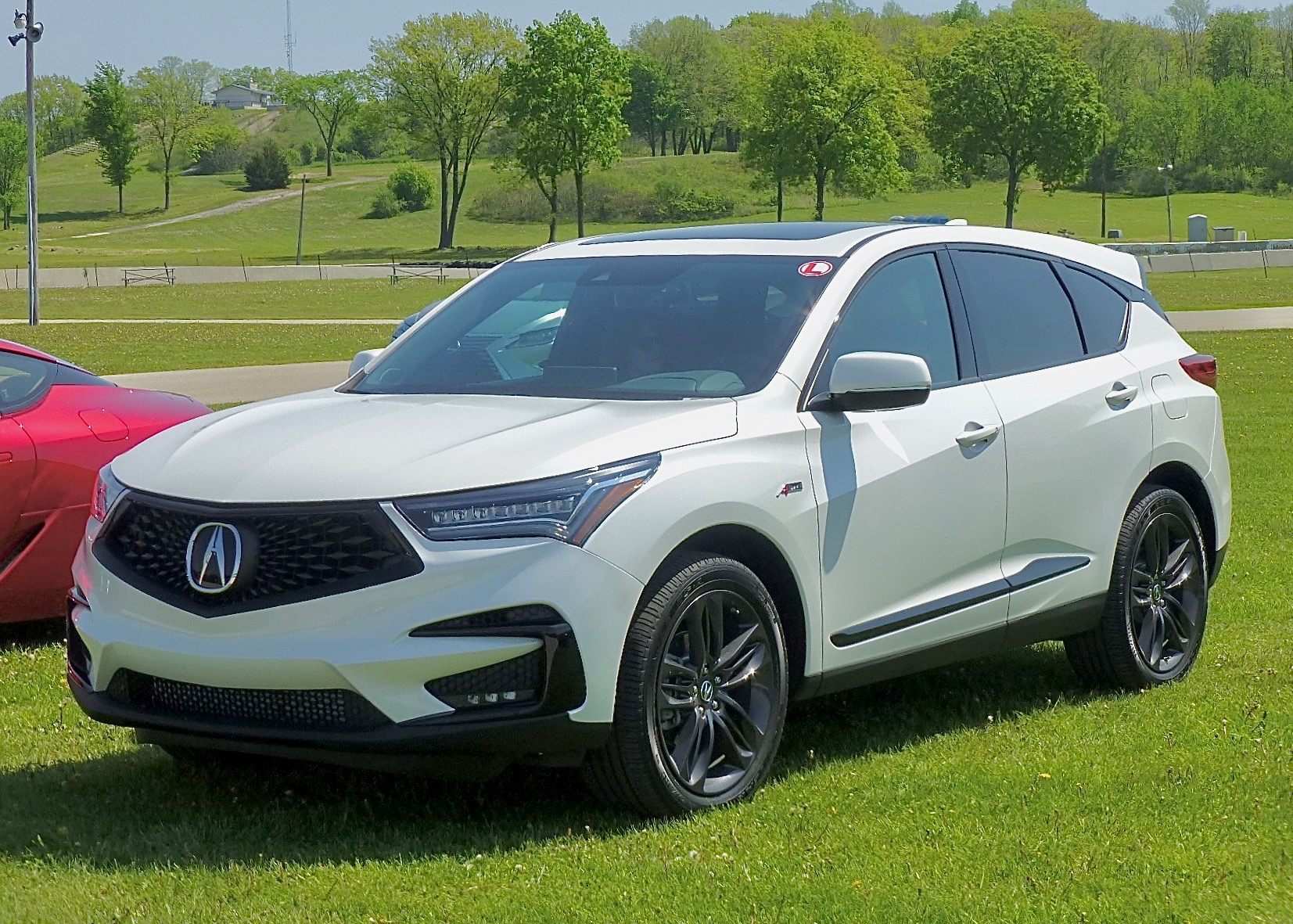 Acura made an official debut of the 2019 RDX at the MAMA Spring Rally, raising the technology and performance of the midsiz SUV.